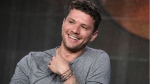 "In this Jan. 14, 2015. file photo, Ryan Phillippe speaks on stage during the ""Secrets And Lies"" panel at the Disney/ABC Television Group 2015 Winter TCA in Pasadena, Calif. (Photo by Richard Shotwell/Invision/AP)"