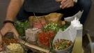 Jhal Muri Salad