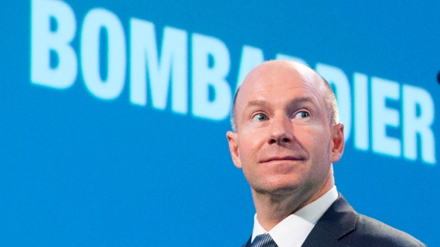 Bombardier defends CEO's absence from special meeting following 5,000 layoffs