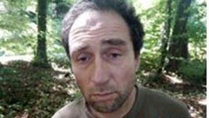 This undated images released by the KAPO Schaffhausen shows the alleged attacker who injured several people in Schaffhausen Switzerland Monday, July 24, 2017. (KAPO Schaffhausen via AP)