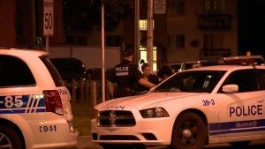 Montreal stabbing