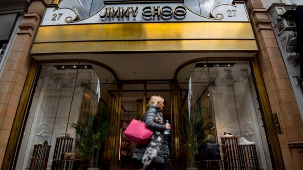Michael Kors to buy luxury shoemaker Jimmy Choo in deal worth $1.35B