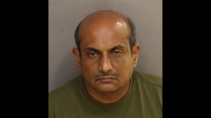 Balasubramanian Kandasamy is shown in a handout photo from Toronto police.