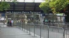 Toronto, Islands, ferry, terminal