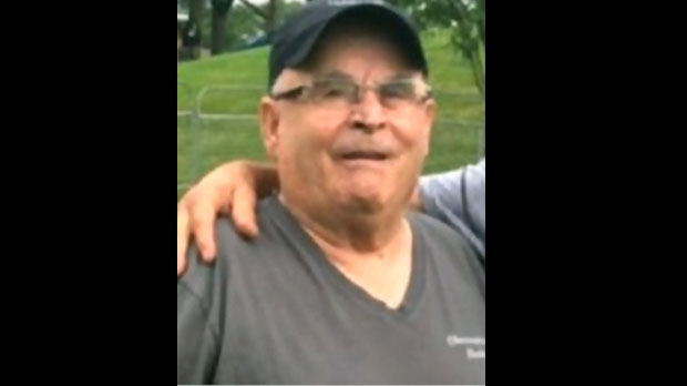 Toronto police and family members are searching for a missing 83-year-old man in North York.