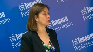 Dr. Eileen de Villa is seen in this file photo.
