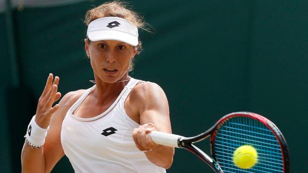 Lepchenko downs top qualifier Rybarikova to reach main ...Varvara Lepchenko Matches