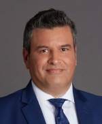 George Lagogianes, Dayside Anchor/Reporter/Remote Host, CP24