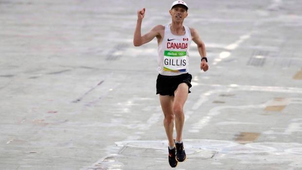 Eric Gillis