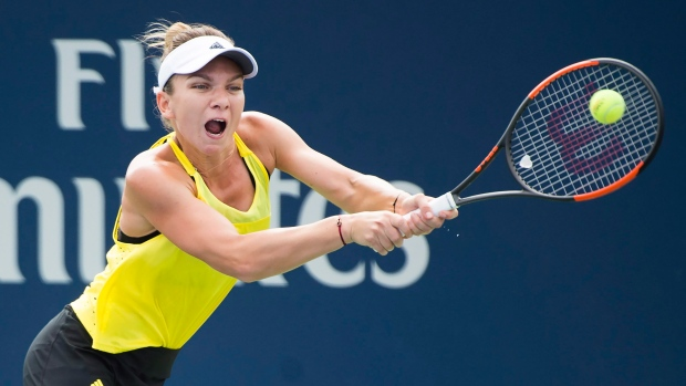 Halep headed to Rogers Cup semi against Svitolina