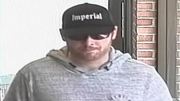 Oakville bank robbery