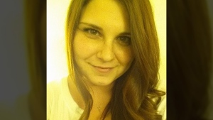 Heather Heyer, 32, is shown in this image from Facebook.