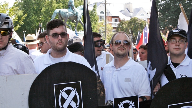 Neo-Nazi convicted of murdering protester in US