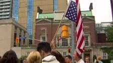 rally, Toronto, Charlottesville