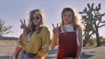 """Aubrey Plaza (right) as Ingrid and Elizabeth Olsen as Taylor are shown in a scene from the film """"Ingrid Goes West."""" THE CANADIAN PRESS/HO-NEON"""