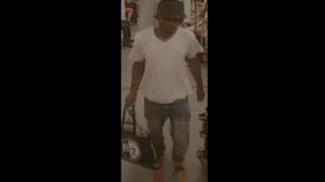 Police are searching for a suspect after a 64-year-old woman was sexually assaulted while on board a TTC subway train in July. (Toronto police)