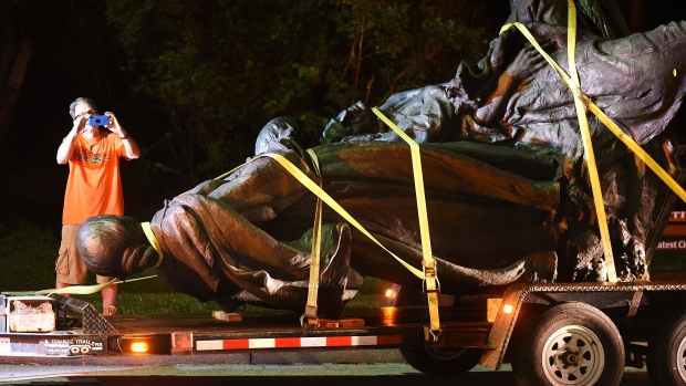 More arrested in Durham Confederate statue destruction