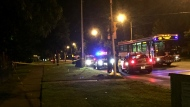 One man was seriously injured following a stabbing in Scarborough overnight. (Chris Bracken/ CP24)
