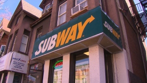 Subway, subs