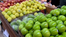 apples, fruit,