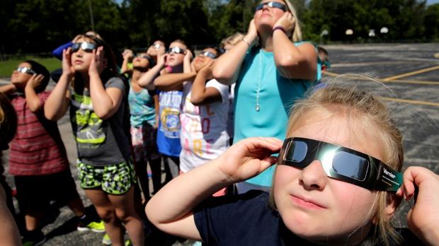 Kansas, solar, eclipse,