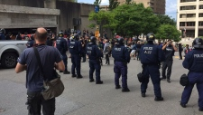 Quebec City protests