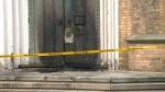Trinity, Church, arson