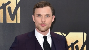In this April 9, 2016 file photo, Ed Skrein arrives at the MTV Movie Awards in Burbank, Calif. (Photo by Jordan Strauss/Invision/AP, File)