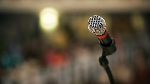 microphone, file