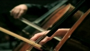 Cello players are seen in an undated file image. (CTV Montreal)