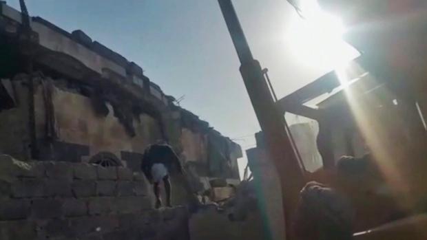 Saudi Airstrikes Hit Yemen Hotel, Killing Dozens