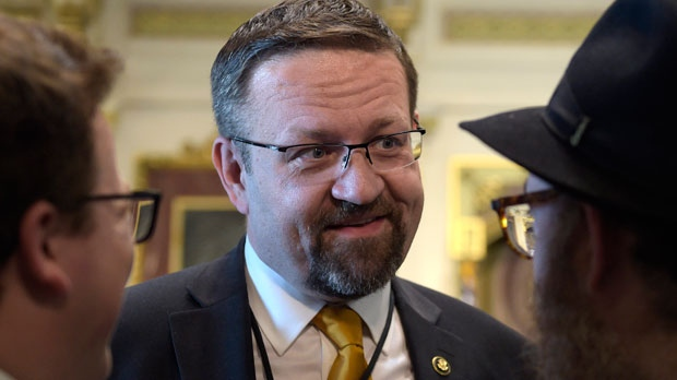 Trump aide Gorka out of White House role