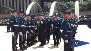 Royal Canadian Air Force, New Colours