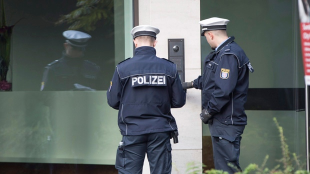 German cities evacuating residents before bomb disposals