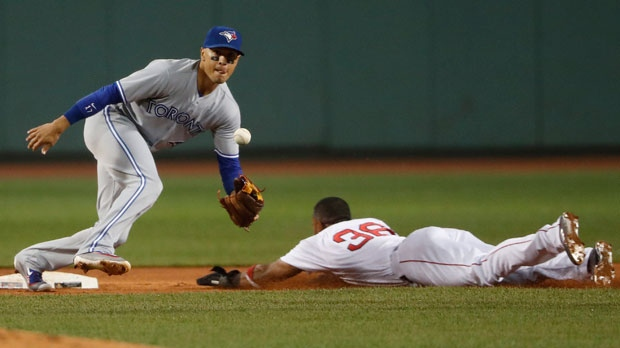 Red Sox star Pedroia says why such a fuss over sign stealing