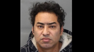 Adnan Jahangir, 44, is shown in a handout photo from Toronto police.