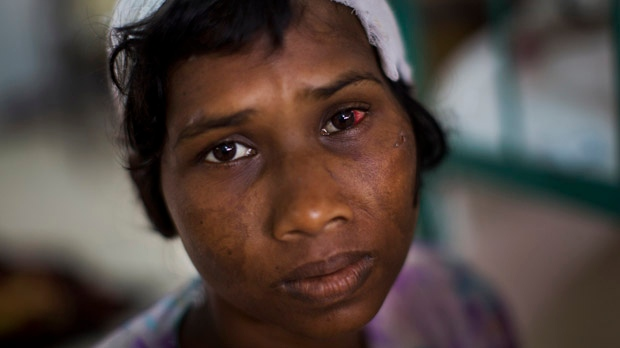 Burma violence is 'textbook ethnic cleansing', says UN human rights chief