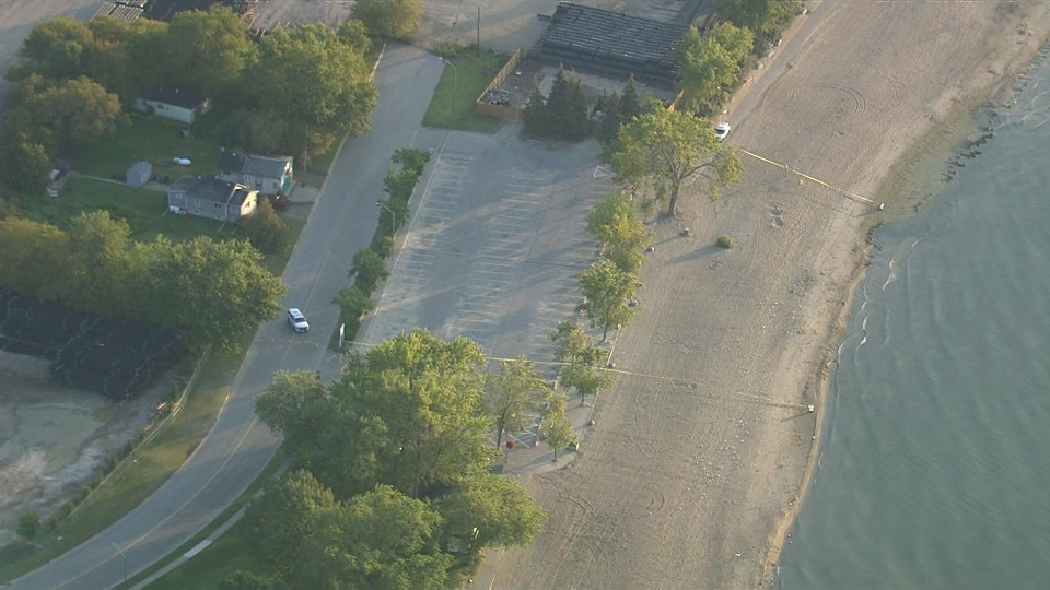Durham Regional Police are investigating after a female torso was found in Lake Ontario near the Oshawa Harbour.