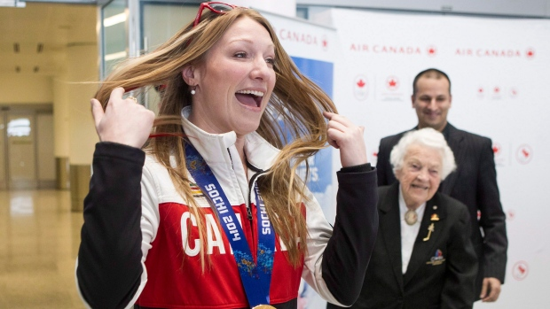Heather Moyse