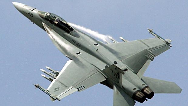 Boeing F18 Super Hornet