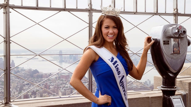 New Miss America: US needs seat at Paris climate pact table