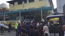 Malaysia fire