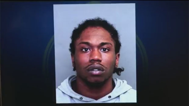 Akil Whyte is seen in this photo released by the Toronto Police Service. (Toronto Police Service handout)