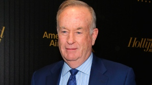 "In this April 6, 2016, file photo, Bill O'Reilly attends The Hollywood Reporter's ""35 Most Powerful People in Media"" celebration in New York. (Photo by Andy Kropa/Invision/AP, File)"