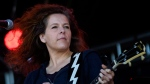 American singer-songwriter Neko Case, performs during the Optimus Primavera Sound music festival in Porto, Portugal, Friday, May 31, 2013. (AP Photo/Paulo Duarte)