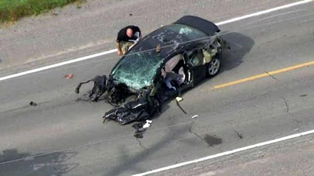 2 Dead Following Multi Vehicle Crash In Vaughan Police – Desenhos