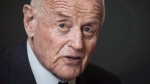 Peter Munk is shown in Toronto, December 4, 2013. THE CANADIAN PRESS/Mark Blinch