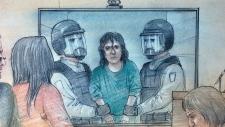 Suspect ISIS court