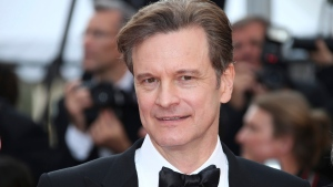 "In this Monday, May 16, 2016 file photo, actor Colin Firth poses for photographers upon arrival at the screening of the film Loving at the 69th international film festival, Cannes, southern France. British actor Colin Firth says he has taken Italian citizenship as a ""sensible"" move amid global political uncertainty. Firth, who is married to environmentalist Livia Giuggioli, says he has become a dual U.K.-Italian citizen, and his wife is applying for British nationality. Their two sons already have dual citizenship. (AP Photo/Joel Ryan, File)"