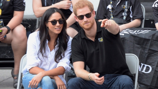 Prince Harry & Meghan Markle Make Their First Official Appearance Together